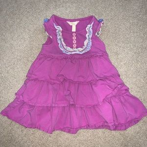 Matilda Jane tiered ruffle dress